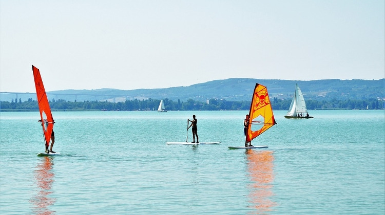Tourists Favor Balaton For Long Weekends