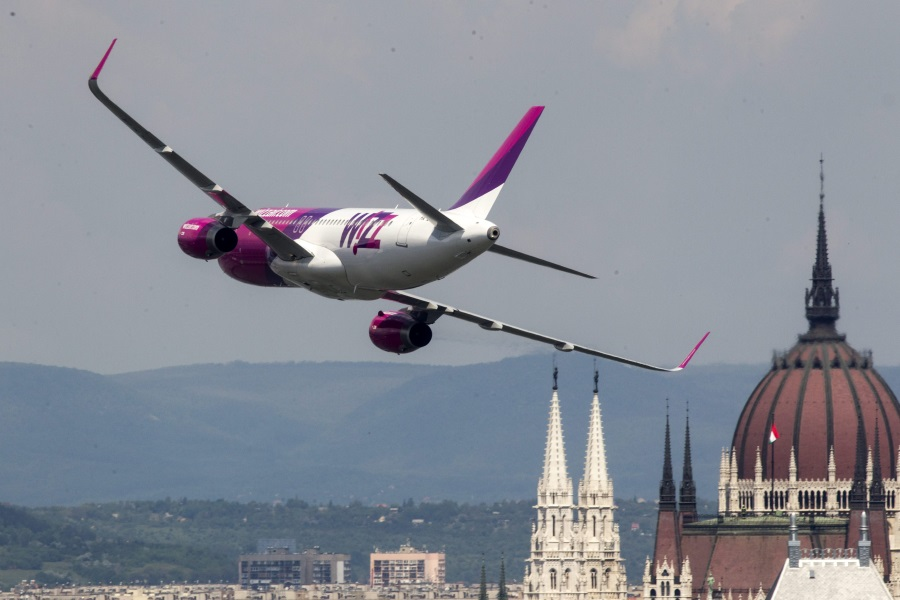 Hungarian Gov't Office Starts Procedure Against Wizz Air