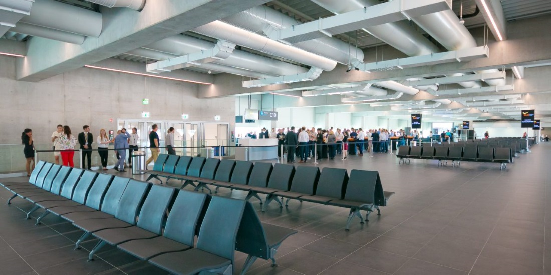 Budapest Airport Expands By 10,000+ M2