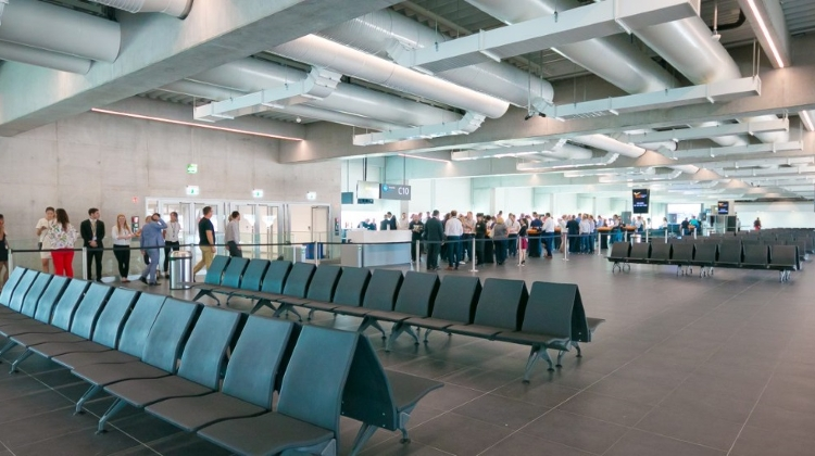Budapest Airport Expands Terminal 2 By More Than 10,000 Square Meters