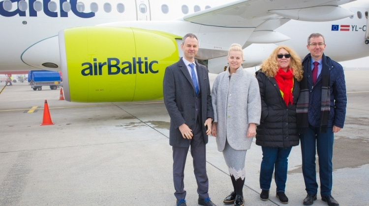 AirBaltic's New Travel Experience Bound For Budapest