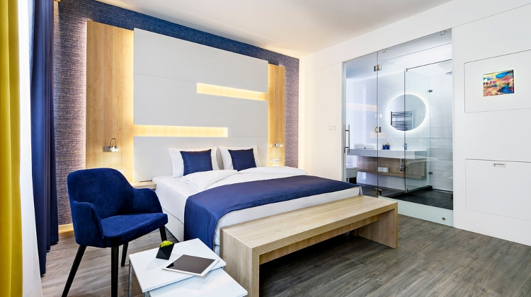 Europe's First Smartphone-Managed Hotel Opens In Budapest