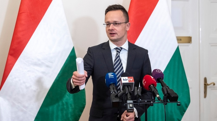 FM Szijjártó: 2018 Record Investment Year In Hungary