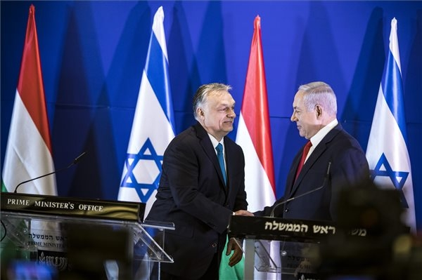 PM Orbán: Israeli Companies 'A Strong Presence' In Hungary