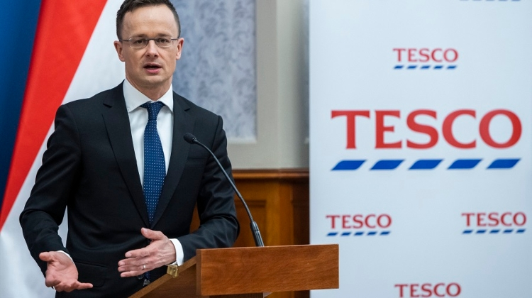 Tesco To Open Business, Technology Services Centre In Budapest