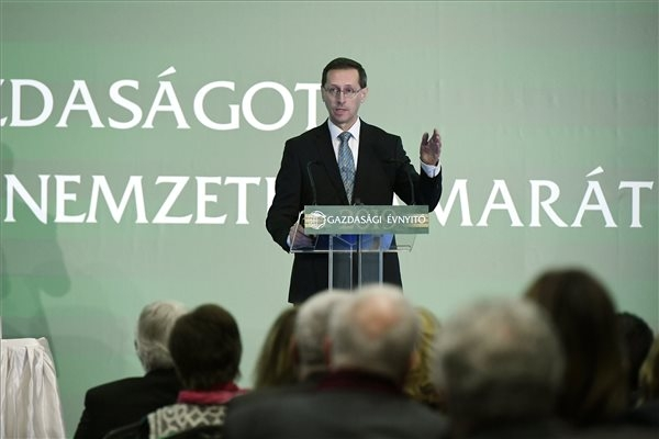 Finance Minister: Hungarian Gov't To Spend Another HUF 5 Billion To Promote SMEs