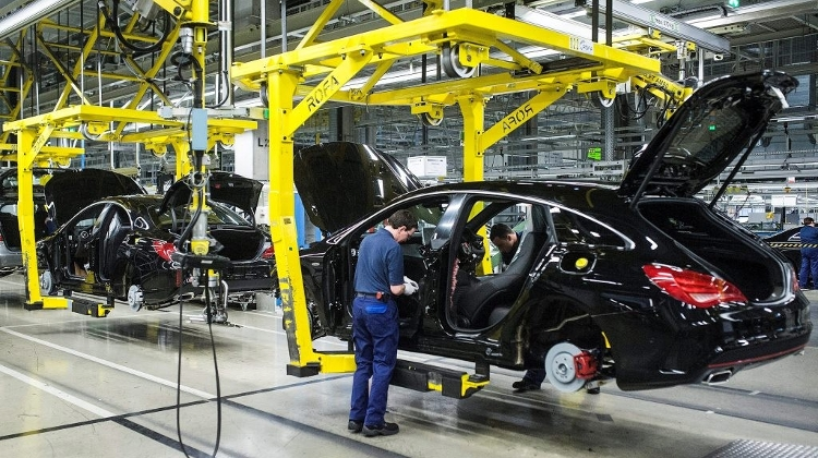 Mercedes Factory Expansion In Hungary Suspended