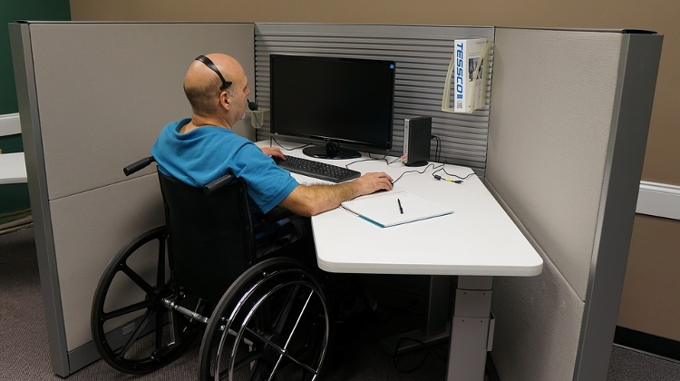 More Hungarians With Disabilities Enter The Labour Market
