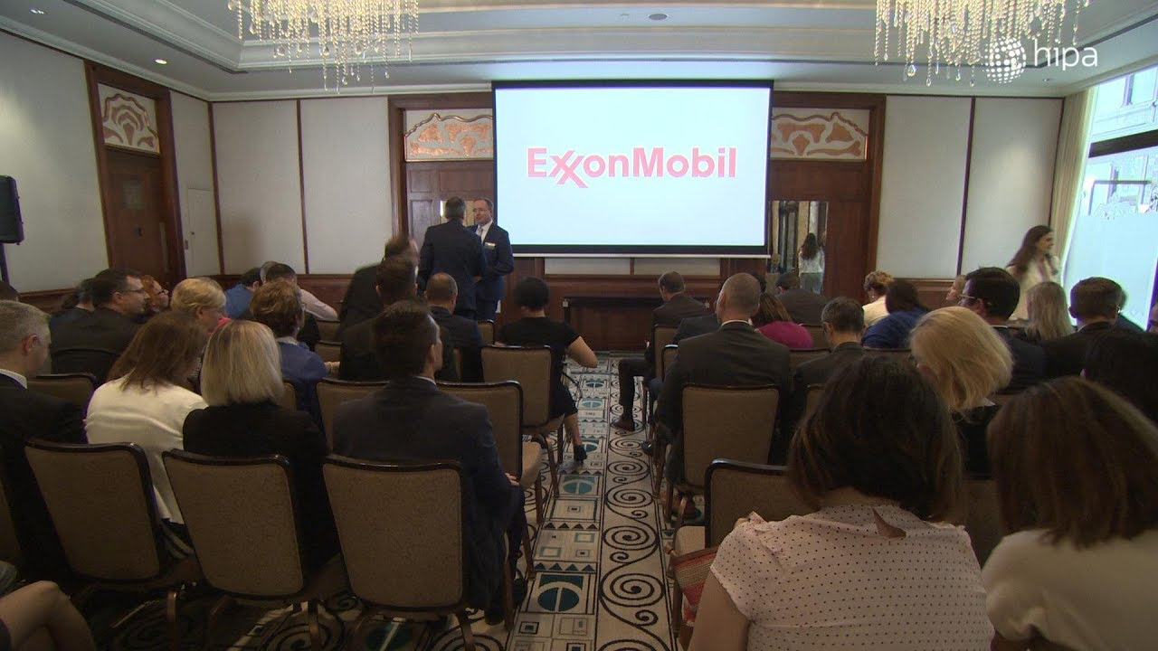 Video: ExxonMobil Celebrates 15 Years In Hungary