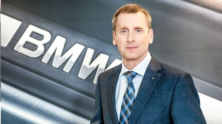 BMW Appoints New Managing Director For Hungary