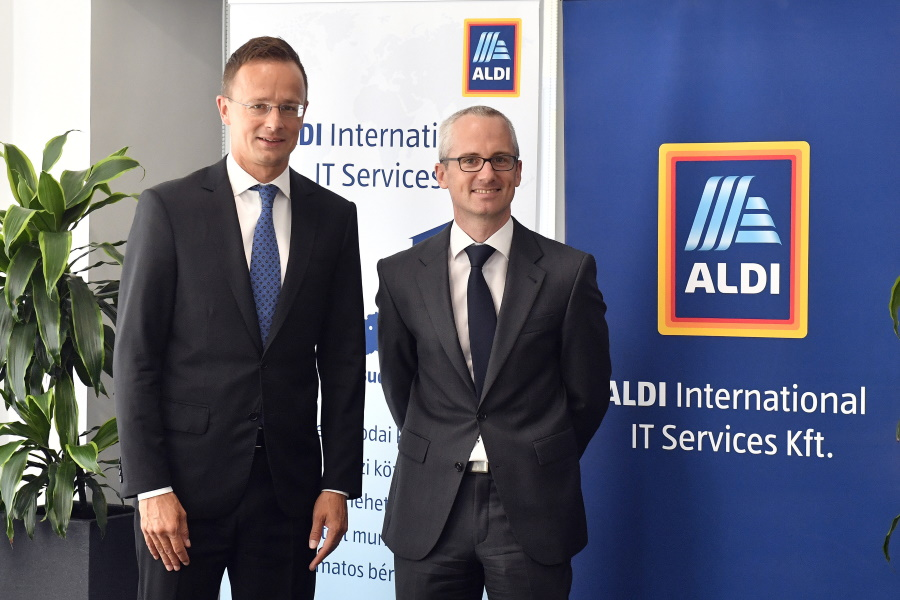 Aldi Announces EUR 3.9 Million Investment In Pécs