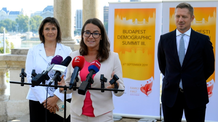 Hungary Now Hosting International Demographics Summit