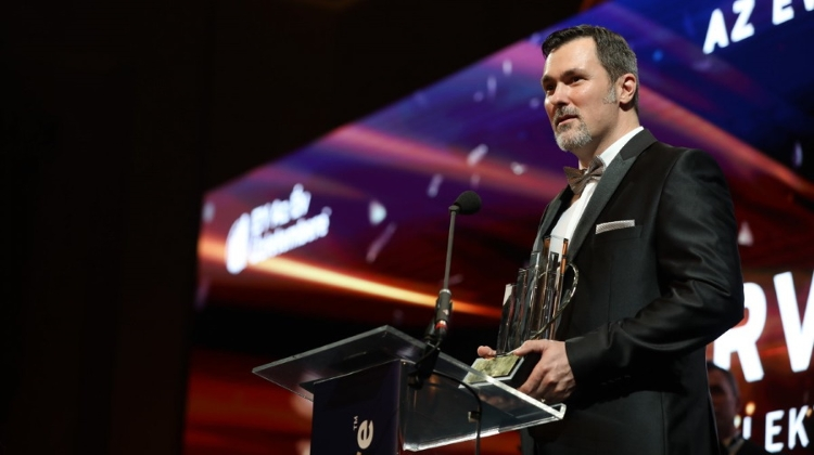 Hungarian Space Tech Firm CEO Wins EY 'Entrepreneur Of Year'
