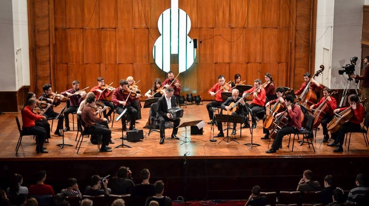 Anima Musicae Chamber Orchestra Concert, 22 January