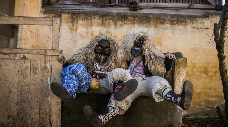 'Living Tradition Of Busó Festivities In Mohács' Exhibition, Hungarian Heritage House