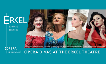 Opera Divas @ Erkel Theatre, 25 February &  2 March