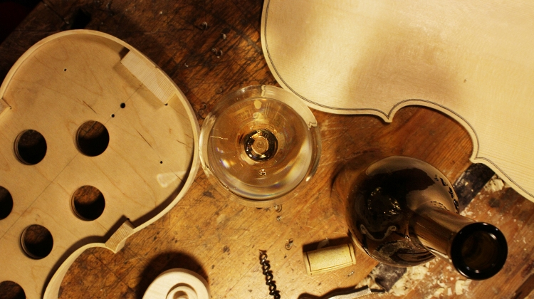 'Wine & Violin', Violin Maker's Salon @ Fonó Budapest, 7 – 8 March