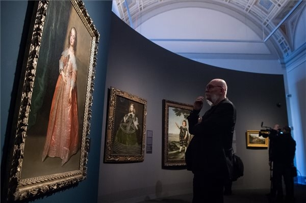 Budapest's Museum Of Fine Arts Buys Van Dyck Portrait For HUF 2.1 Billion