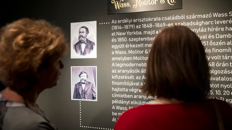 National Museum Shows Hungarians In California Gold Rush