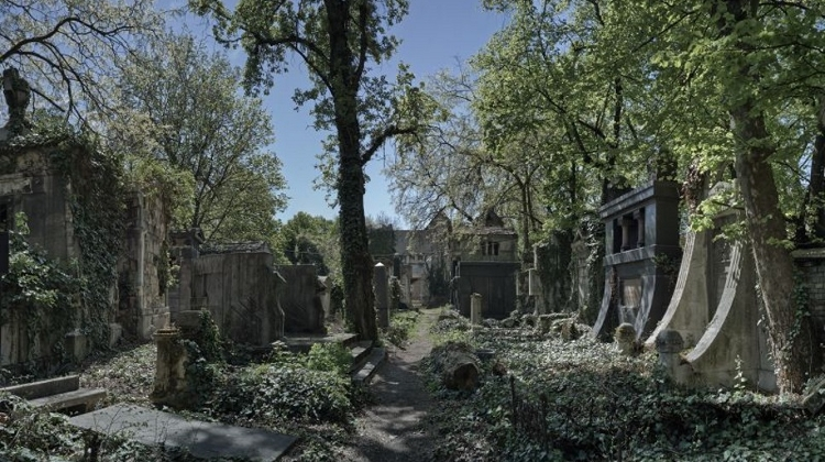 'Immortal Jewish Cemeteries' Photo Exhibition, Mucsarnok Budapest