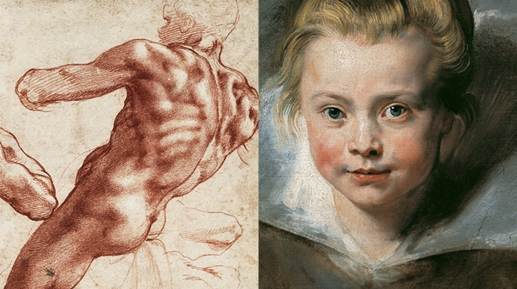Spring With Michelangelo, Autumn With Rubens @ Fine Arts Museum Budapest