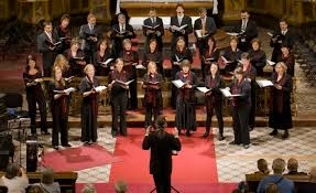 'Choral Evensong For Lent', Budapest, 9 March