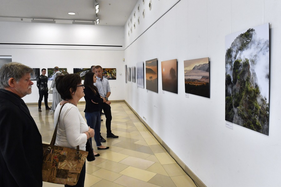 'Dreaming Waters' Photo Exhibition, Hungarian Museum Of Natural Sciences