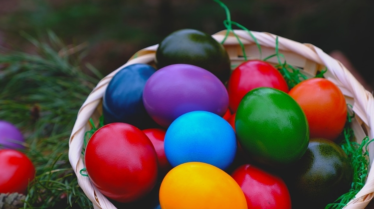 Hungarian Easter Eggs & Other Traditional Customs