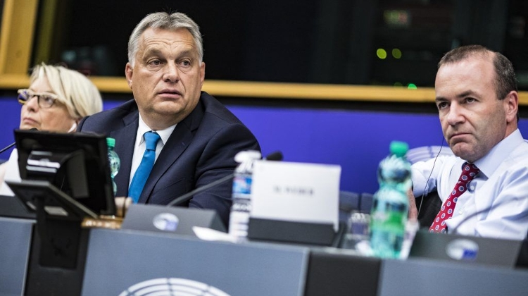 Hungarian Opinion: Manfred Weber Repudiates Fidesz