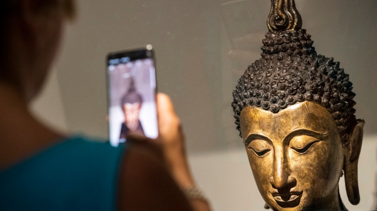 Budapest Hopp Museum Of Asiatic Arts Opens Centenary Exhibition