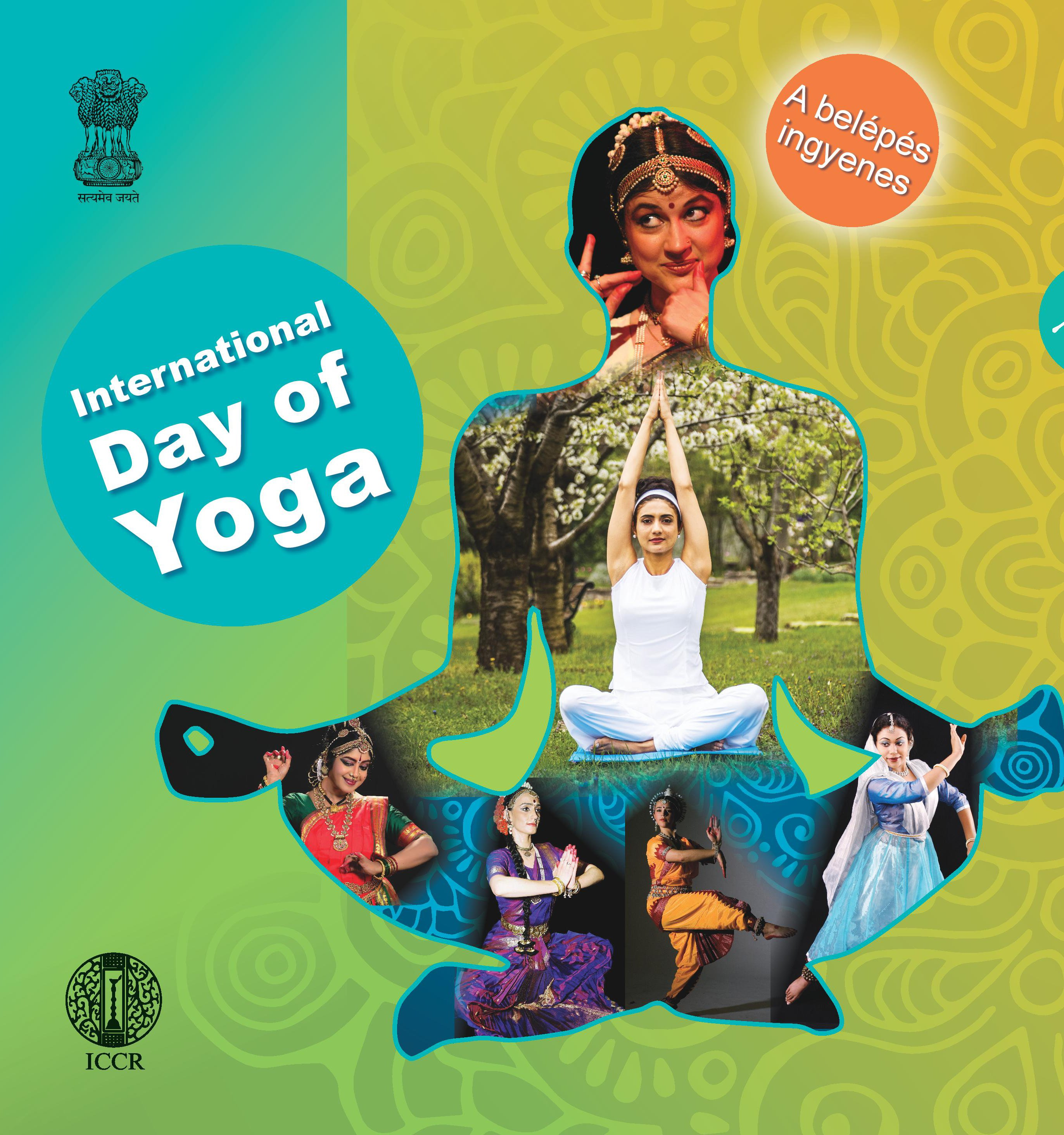 Indian Embassy Organises International Yoga Day In Budapest On 22 June