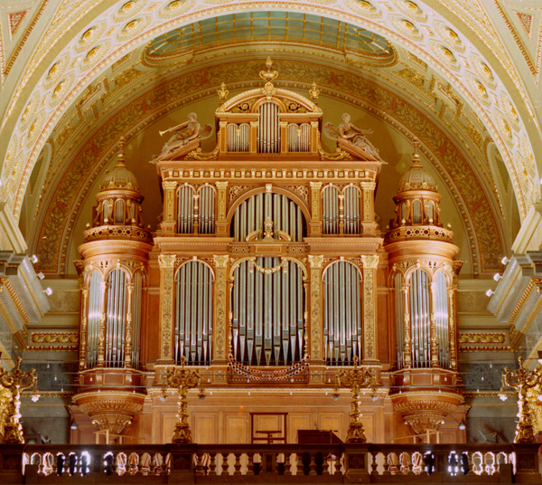 Classical Organ Concert @ St. Stephen's Basilica, 7 June