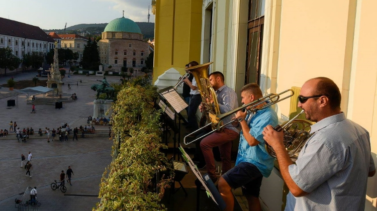 Pécs Music Festival To Focus On Marriage Of Classical, Folk Music