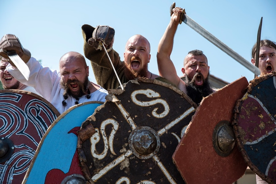 'Barbarian Day' @ Aquincum Museum, 6 October