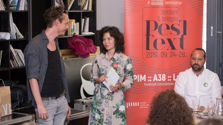 'Pestext' Literary Festival In Budapest, 24 – 28 September