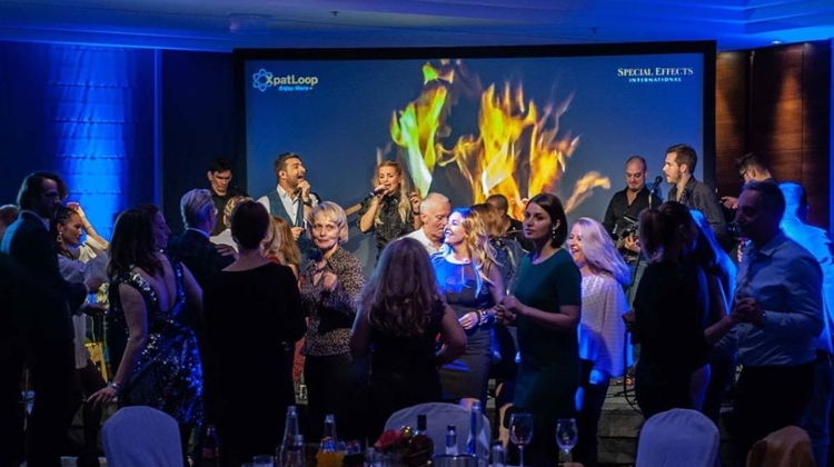 See What Happened: Xpat Charity Gala '19 Bonfire Night Party At Budapest Marriott