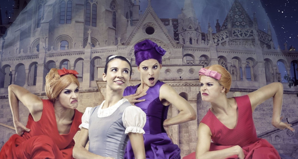 Szeged Contemporary Dance Company: Cinderella @ Palace Of Arts, 12 December
