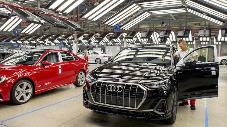 Audi Hungária Management, Union Reach Wage Agreement