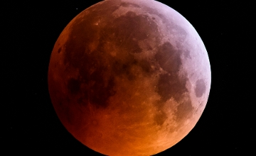 Video: 'Super Blood Wolf Moon' Lunar Eclipse With Pictures From Hungary
