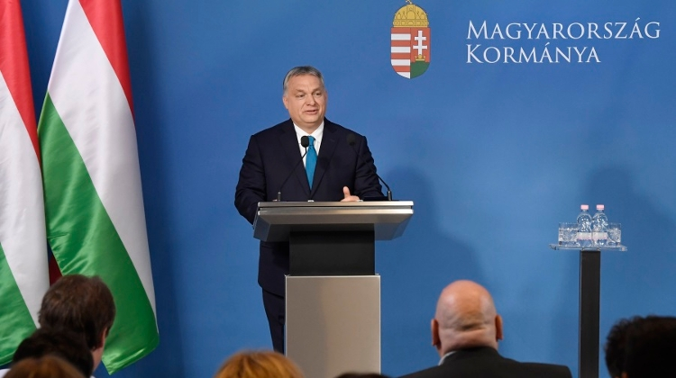 PM Orbán To Unveil Family Policy Measures At Hungary's State Of Nation Address