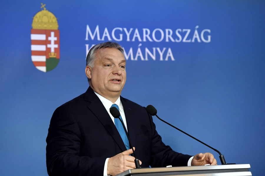 Video: PM Orban Warns Immigration Will Divide EU Ahead Of Parliamentary Elections
