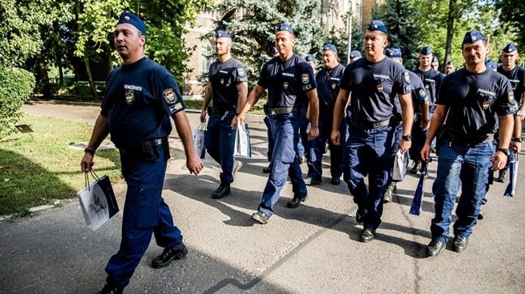 Hungary Is Low On Police