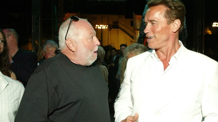 Schwarzenegger Returns To Budapest To Speak At Vajna's Funeral
