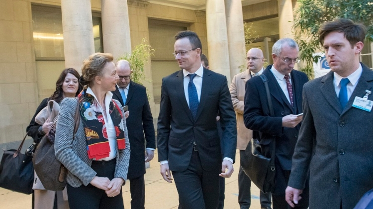 FM Szijjártó: Hungary Has Had 'Fair Share' Of Experiences With Fake News