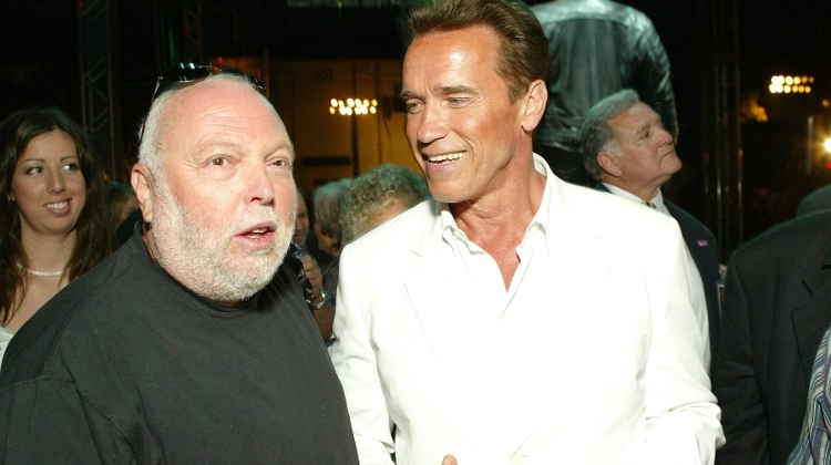Hollywood Stars Pay Tribute To Hungarian Legend Andy Vajna