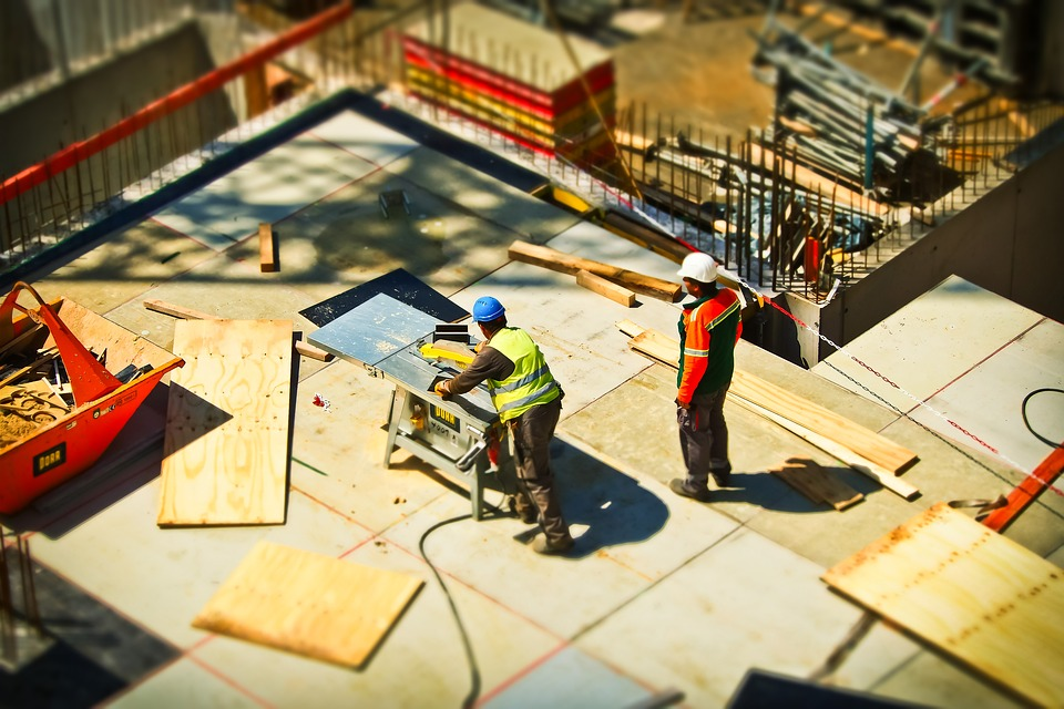 Construction Sector Rebounds In January