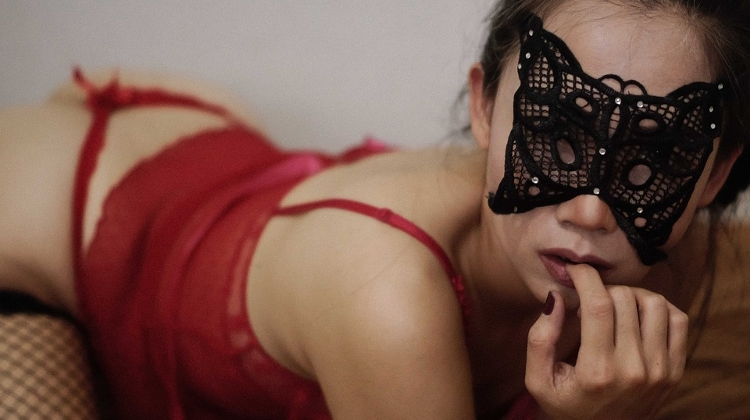 Opinion obvious. masquerade mask porn erotic