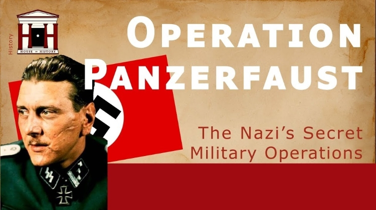 Video: History Of Operation Panzerfaust - The Nazi Coup D'état In Hungary