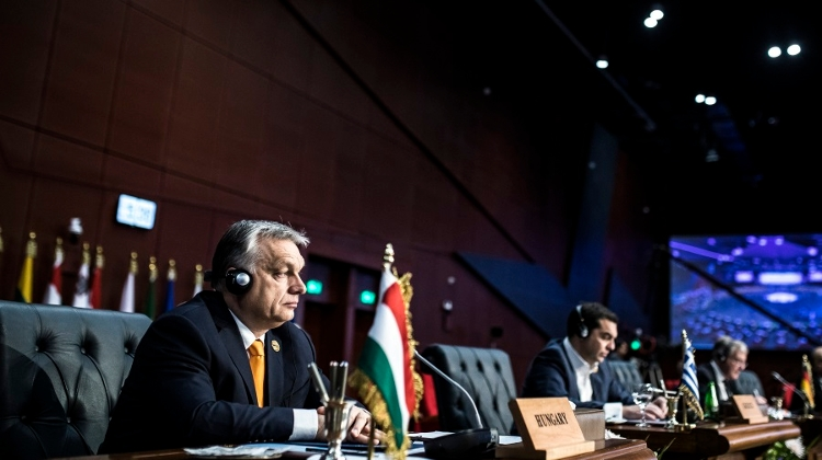 Hungarian PM Orbán Warns Of Migration Dangers At First EU-Arab League Summit