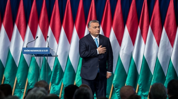 Hungarian Opinion: PM Orbán's State Of Hungary Address